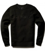 Embroidered Wordmark Sweatshirt