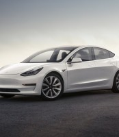 Tesla Model 3 I Long Range White