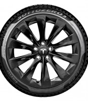 Диск колесный Model S Slipstream Gray 19""