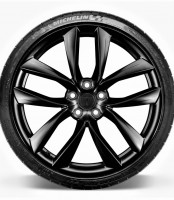 Диск колесный Model S Black Arachnid 21""