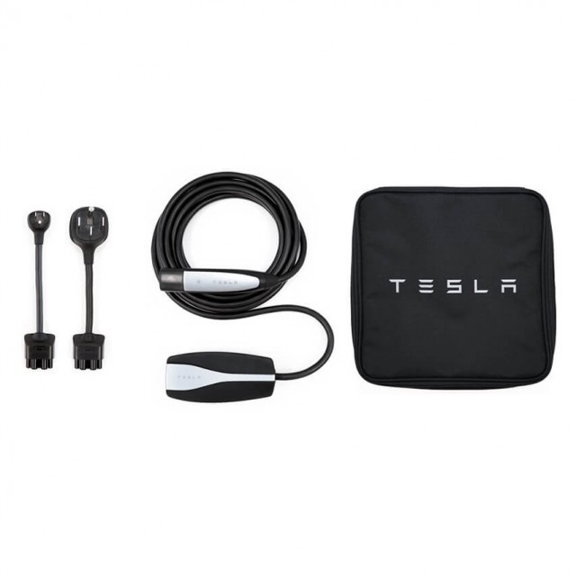 Model S/X/3 Gen 2 Mobile Connector Bundle USA ( 2 adapters )