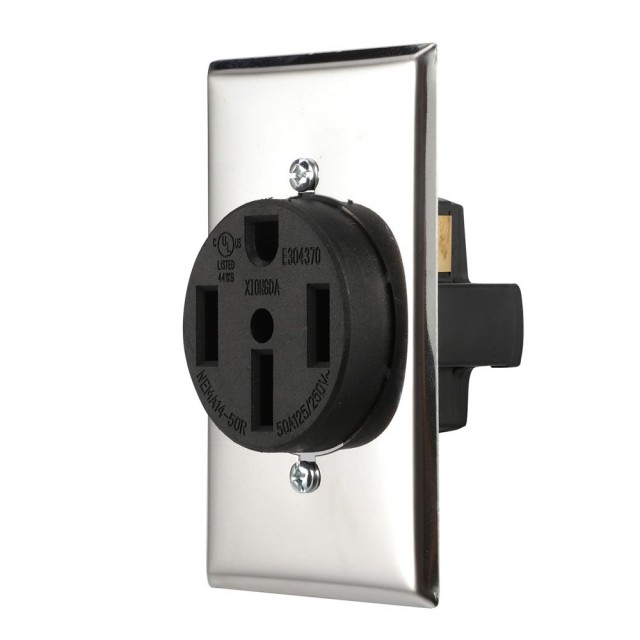 Розетка Dryer Receptacle Nema 1450R3 (50A)